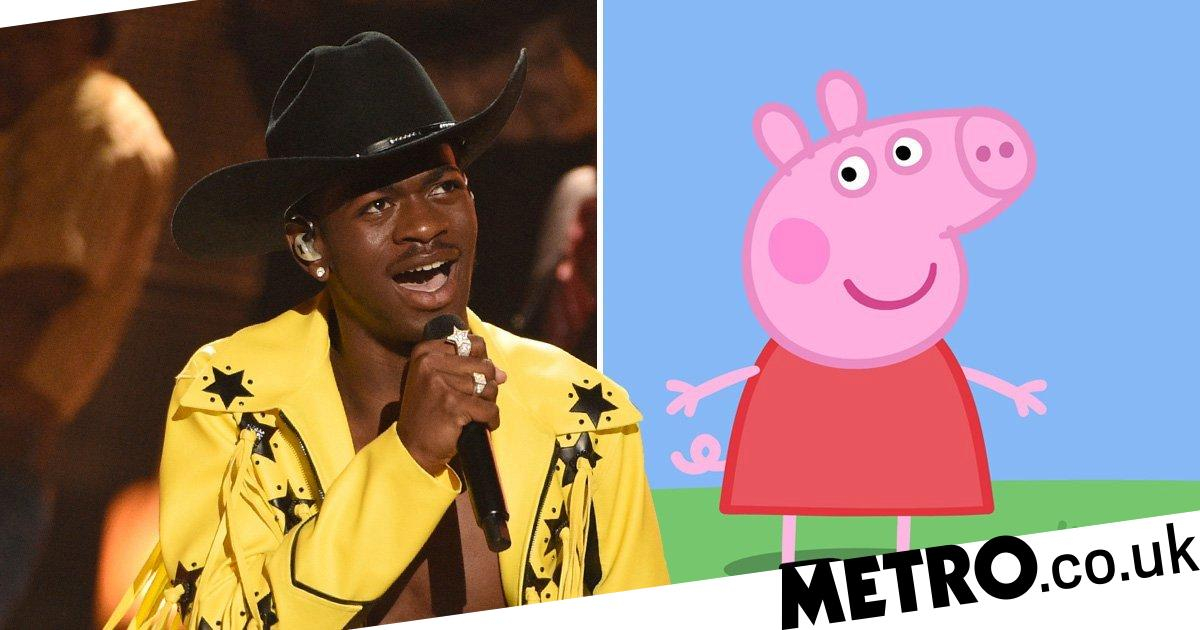 Lil Nas X Wants To Make Old Town Road Remix With Peppa Pig Metro News
