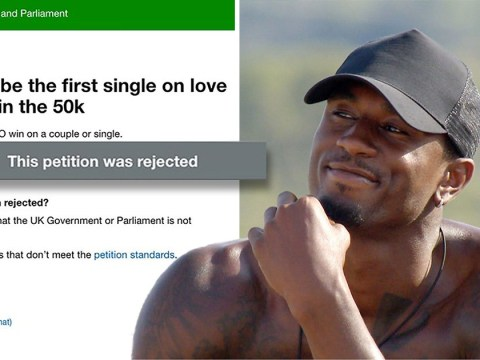Love Island petition to have Ovie Soko win solo rejected by Parliament