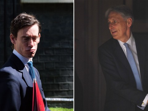 Philip Hammond and Rory Stewart first to quit cabinet before Boris takes over