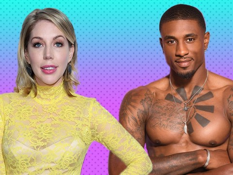 Katherine Ryan reckons Love Island's Ovie Soko has bad breath: 'Why aren't more women interested in him?'
