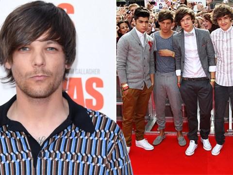 Louis Tomlinson shuts down 'bulls**t' rumours behind One Direction 'split'