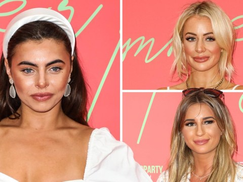 Francesca Allen loving life out of Love Island villa as she parties with Dani Dyer and Olivia Attwood