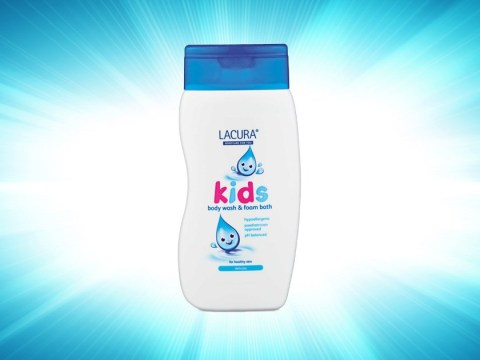 Mum says 85p Aldi body wash soothes her son's eczema