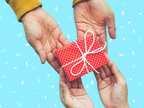 What birthday gift do you give the person you're unofficially dating?