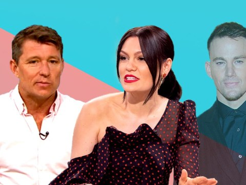 Jessie J refuses to discuss Channing Tatum with Ben Shephard and it's uncomfortable