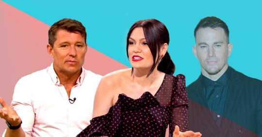Jessie J shuts down Ben Shephard when he asks about Channing Tatum in awkward This Morning scenes