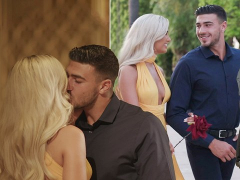Love Island's Molly Mae Hague and Tommy Fury plan to move in together after show