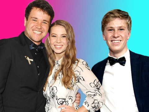 Bindi Irwin wants little brother to walk her down aisle at wedding: 'I think that's what dad would have wanted'
