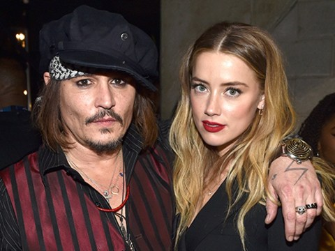 Johnny Depp accuses ex-wife Amber Heard of stubbing out lit cigarette on his face