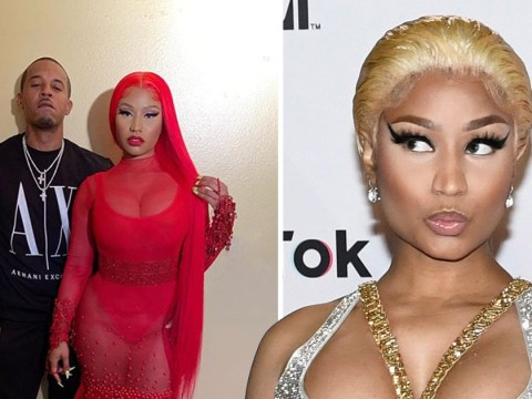 Nicki Minaj 'gets marriage licence with boyfriend Kenneth Petty' after sparking engagement rumours