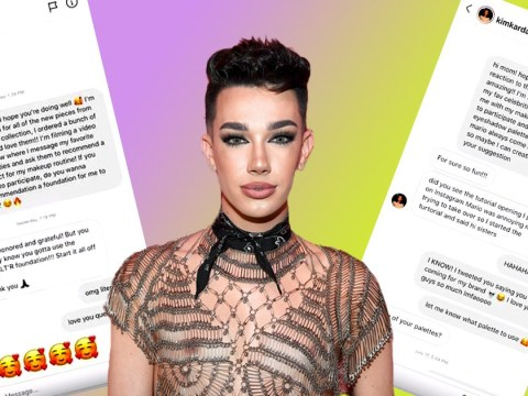 James Charles has Rihanna and Kim Kardashian sliding into DMs as YouTuber bounces back from drama