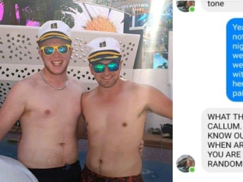 Two friends go for quiet drink at local pub and end up in Ibiza