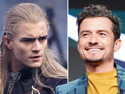 Orlando Bloom has pretty much ruled out being in the Lord Of The Rings series and we're gutted