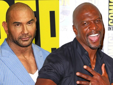 Dave Bautista has 'tried everything' to make Gears of War movie happen and Terry Crews wants in