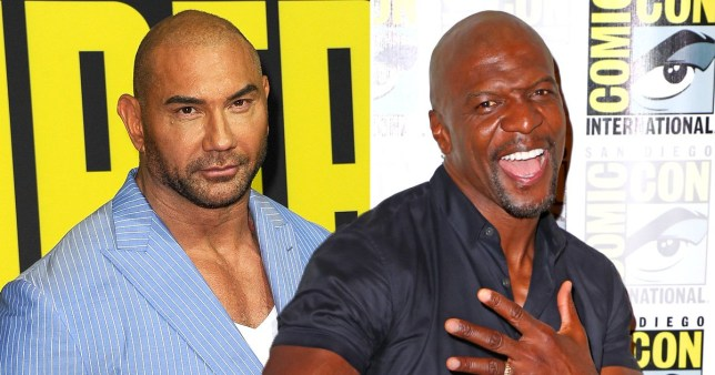 Dave Bautista Terry Crews