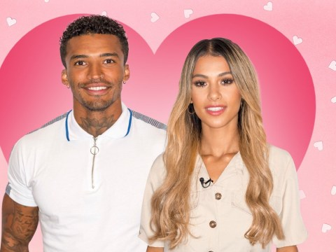 Love Island's Michael Griffiths admits he 'can't turn off' his feelings for Joanna Chimonides as they're spotted kissing