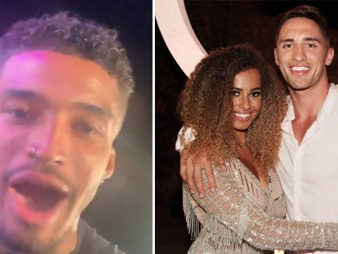 Michael Griffiths isn't bitter at all about Amber Gill winning Love Island: 'I did not expect that'