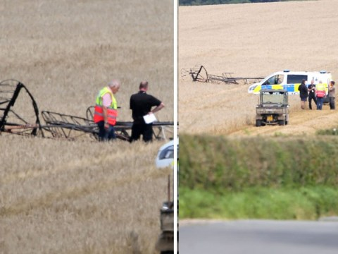 Plane fanatic dies in crash during flight bought for him as a gift