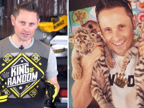Grant Thompson fundraiser launched after tragic death as The King Of Random co-hosts confirm channel will continue
