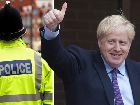Boris wants you to tell him where to send 20,000 new police officers
