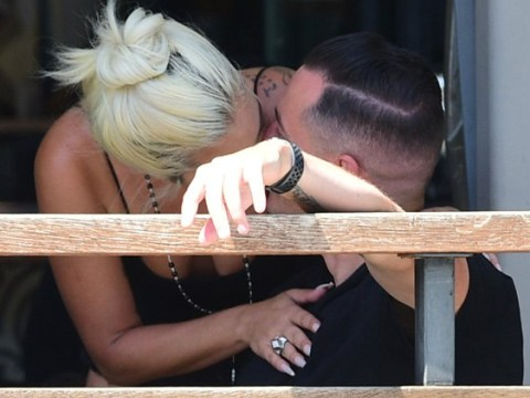 Lady Gaga kisses new man Dan Horton five months after ending engagement to Christian Carino