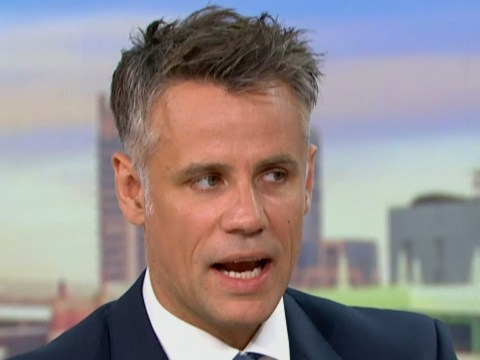 Richard Bacon fills in for Piers Morgan on Good Morning Britain one year after coma horror