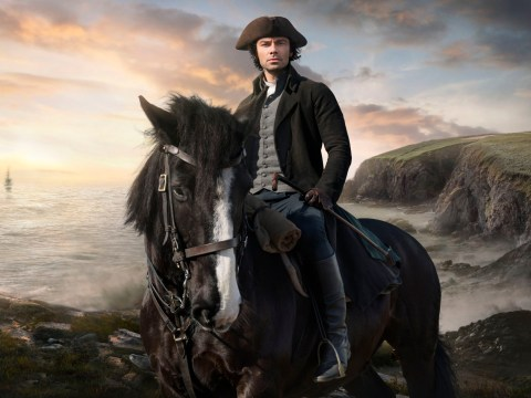 How many episodes are there in Poldark series five?