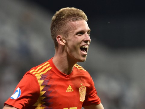Manchester United ready to spend £35m to sign Dani Olmo from Dinamo Zagreb