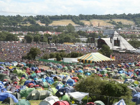 G4S security guard found dead in his tent at Glastonbury on last night of festival