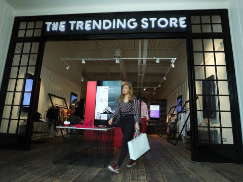 The Trending Store is AI-powered and only sells things popular on social media