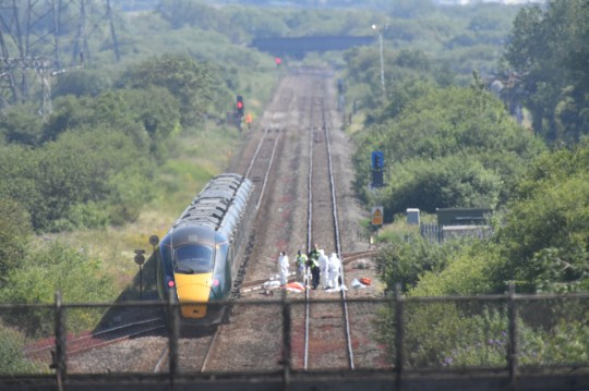Tributes to second railway worker killed by train in Port Talbot