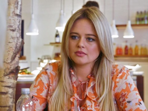 Emily Atack thought she was fat after vile Inbetweeners trolls targeted her weight