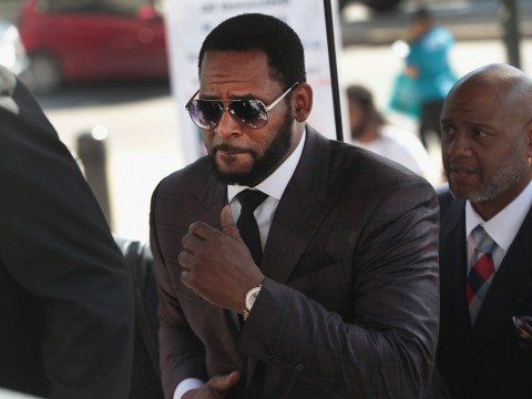 R Kelly arrested on federal sex trafficking and child pornography charges