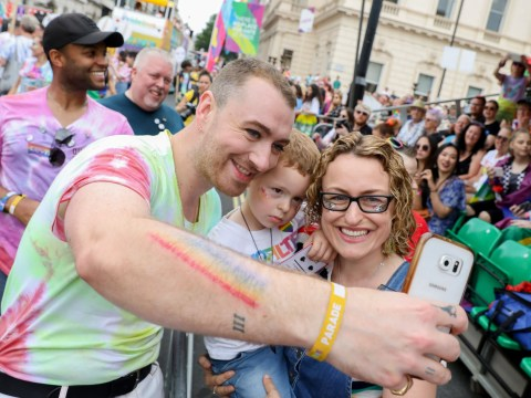 Sir Ian McKellen, Sam Smith and Little Mix march for LGBT rights at London Pride 2019