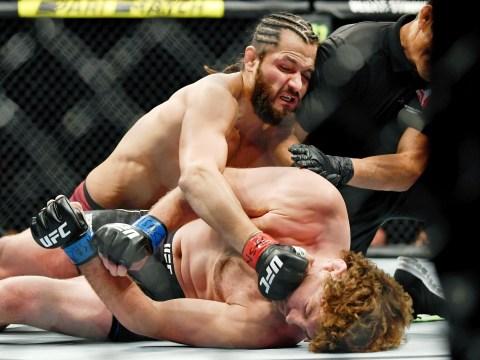 Ben Askren labels Jorge Masvidal a moron, but not upset about extra punches