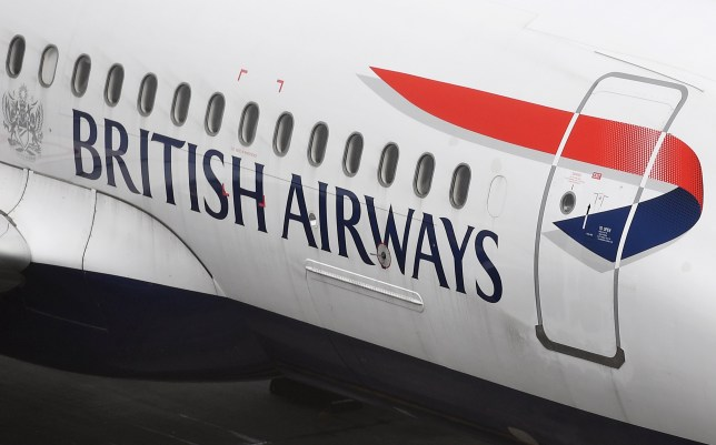 epa07702723 (FILE) - A British Airways aircraft stands on a parking position at Heathrow Airport in London, Britain, 29 May 2017, (reissued 08 July 2019). Media reports on 08 July 2019 state that British Airways is set to be fined more than 183 million GBP by the British Information Commissioner's Office over a customer data breach, the equivalent of 1.5 percent of the airline's global turnover for the financial year ending 31 December 2019. The fine is over the theft of customers' personal and financial information between 21 August 2018 and 05 September 2018. EPA/ANDY RAIN *** Local Caption *** 54850334