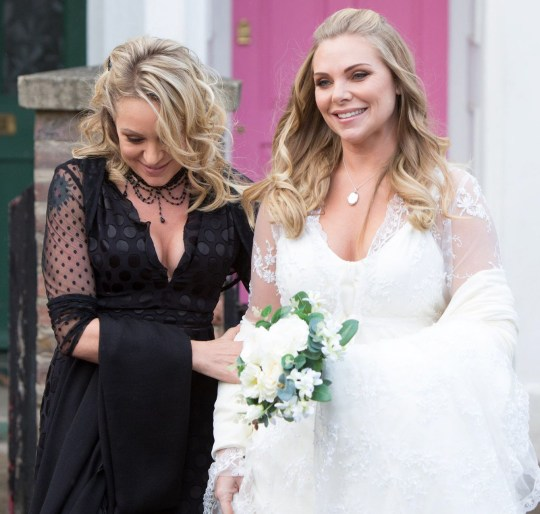 This Morning: Samantha Womack reveals wild EastEnders fan theory Provider: BBC