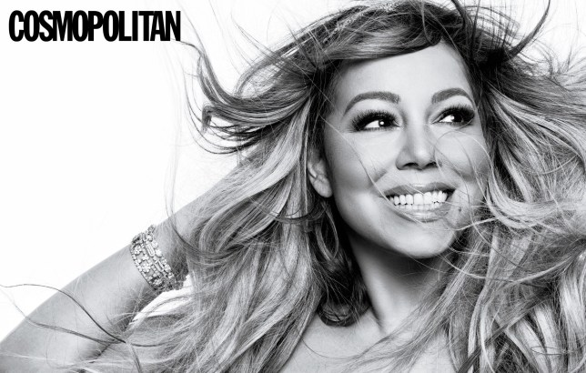 The legendary Mariah Carey covers the August issue of Cosmopolitan, on stands July 16. Inside, the music icon talks about making it before the YouTube era, her apparent preference for younger men, and shares advice for how to take a good selfie.