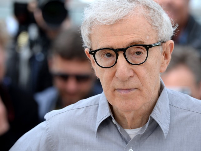 CANNES, FRANCE - MAY 11: Director Woody Allen attends the 'Cafe Society' photocall during the 69th annual Cannes Film Festival at Palais des Festivals on May 11, 2016 in Cannes, (Photo by Anthony Harvey/FilmMagic)