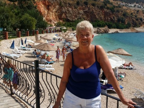 Gran died from sepsis days after getting scratch while playing with guide dog