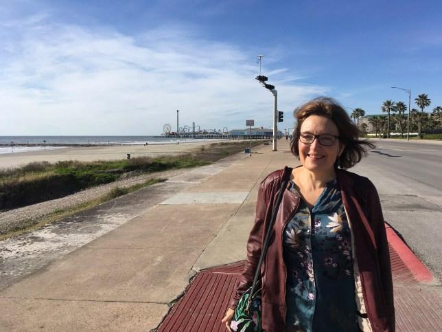 Suzanne Eaton, a 59-year-old molecular biologist found dead in Crete