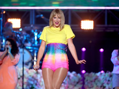 Taylor Swift is named Forbes' richest celebrity with £147 million income