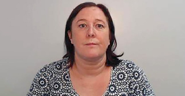 Karen Evans, 44, falsified patient records to divert money earmarked for medication, staff wages and medical supplies