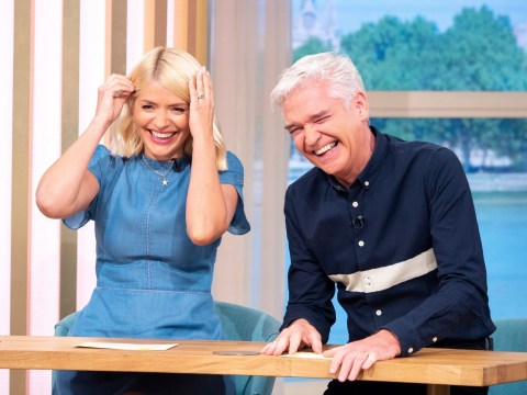 Where are This Morning's Holly Willoughby and Phillip Schofield?