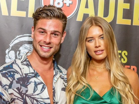 Love Island deny Arabella and Tom are returning to villa as they look cosy in Majorca together