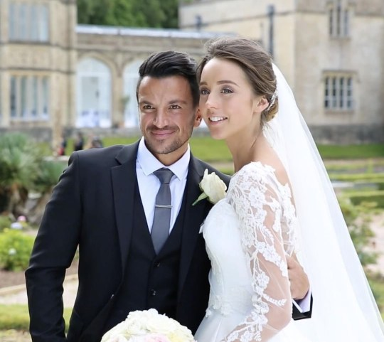 Peter Andre wedding to Emily Macdonagh