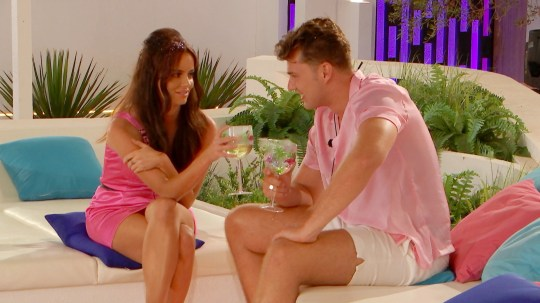 Love Island star Maura Higgins' pal slams Curtis Pritchard: 'She deserves better'