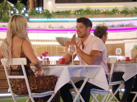 Love Island recap: Anton pies himself for the banter and Curtis is playing with fire