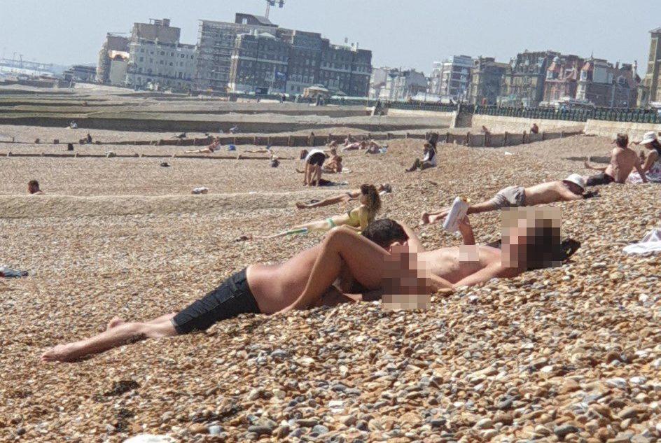 Chinese hot girls on nude beach