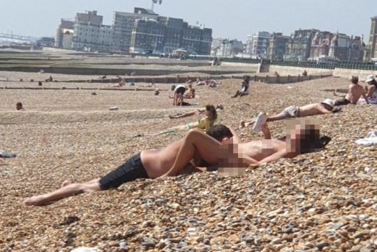 Public Sex Nudist Beach